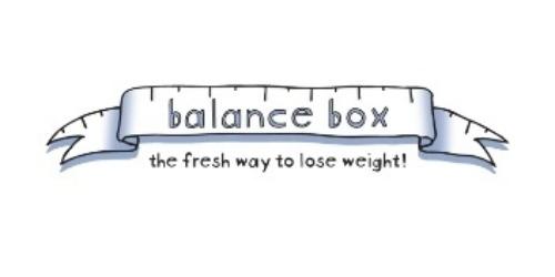 Balance Box coupons
