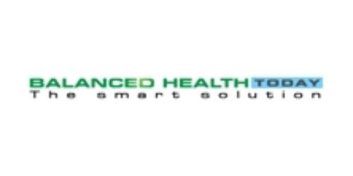 Balanced Health Today coupons