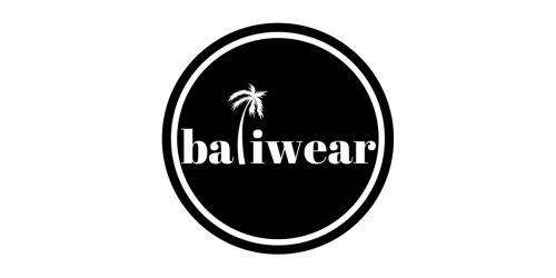f753448e27baf 30% Off BALIWEAR Promo Codes