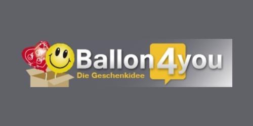 Ballon 4 you coupons