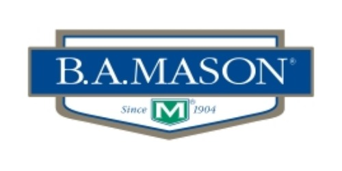 B.A. Mason coupon