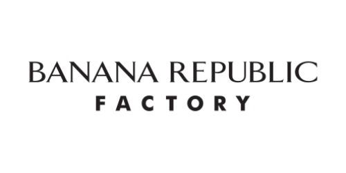 Banana Republic Factory coupons