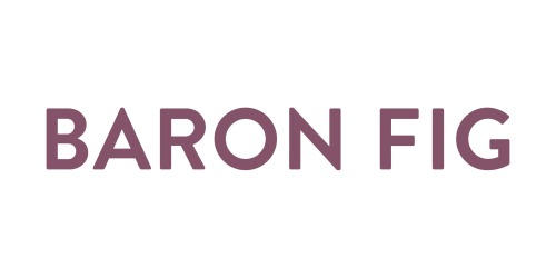40 Off BARON FIG Promo Code 14 Top Offers Apr 19 Baronfig