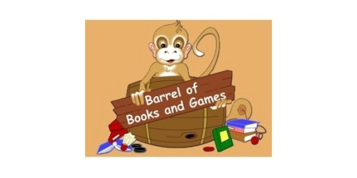 50% Off Barrel of Books and Games Promo Code (+5 Top Offers