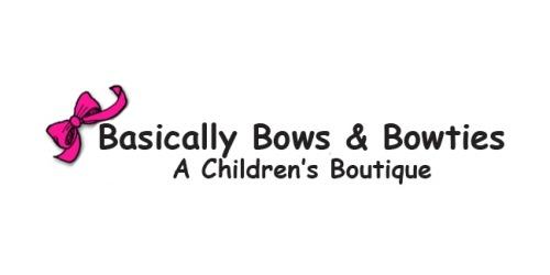 Basically Bows & Bowties coupons