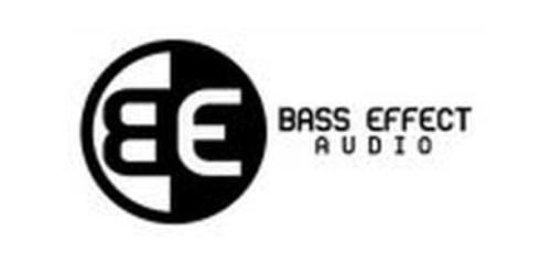 Bass Effect Audio coupons