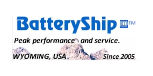BatteryShip coupons