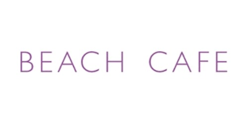 Beach Cafe coupons