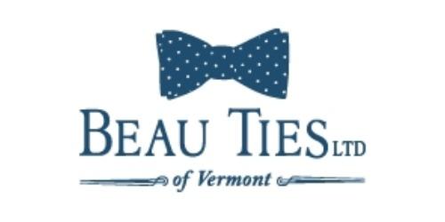 Beau Ties LTD coupon