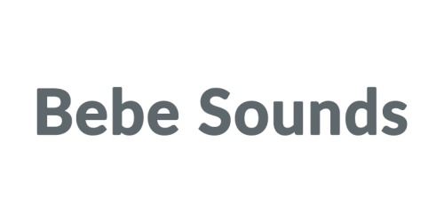 Bebe Sounds coupons