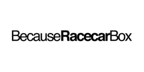 BecauseRacecarBox coupon