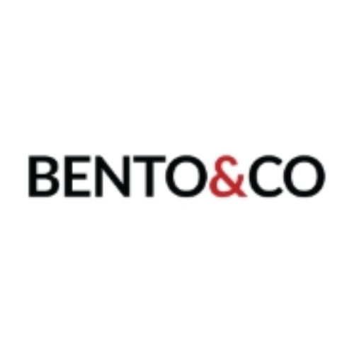 Bento & co coupon logo