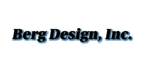 Berg Design coupons