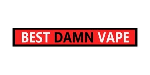 $4 Off Best Damn Vape Promo Code (+15 Top Offers) Aug 19 — Knoji