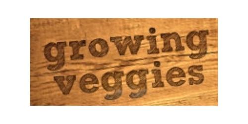 Growing Veggies coupons