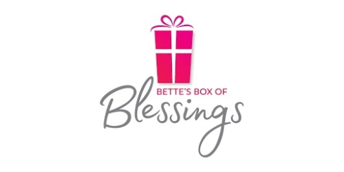 Bette's Box of Blessings coupons