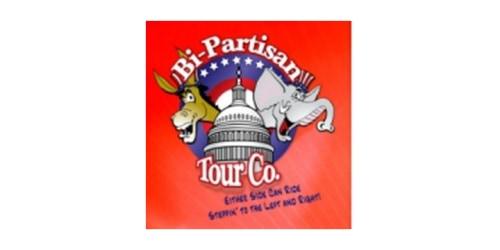Bi-Partisan Tour Co. coupons