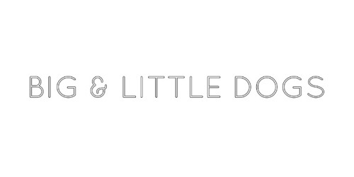 Big and Little Dogs coupon
