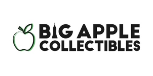 Big Apple Collectibles coupons