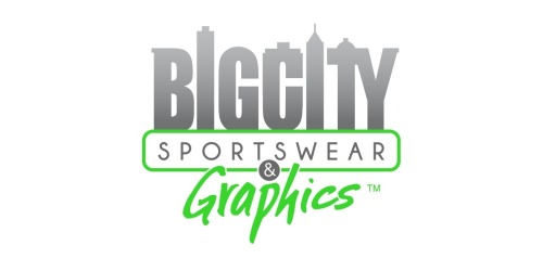 Big City Sportswear coupons