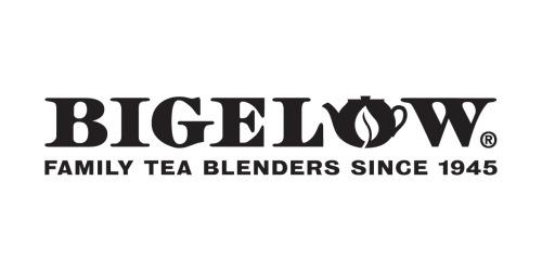 bigelow tea coupon code free shipping