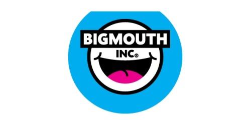 Big Mouth INC coupons