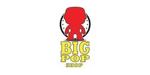 Big Pop Shop coupons