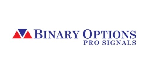 Binary Options Pro Signals coupons