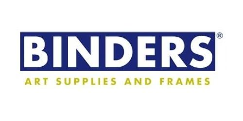 45% Off Binders Art Supplies and Frames Promo Code   Binders Art ...