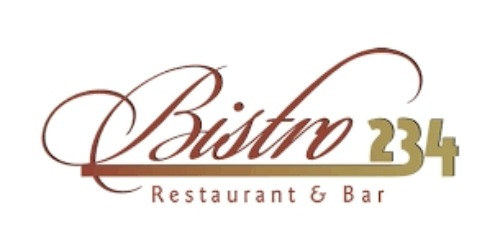 Bistro 234 coupons
