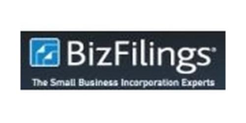BizFilings coupons