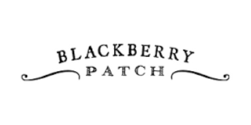 50% Off Blackberry Patch Promo Code (+3 Top Offers) Sep 19