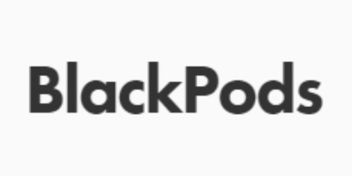BlackPods coupons