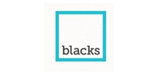 Blacks coupons