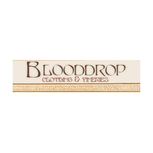 Blooddrop Clothing & Fineries coupon