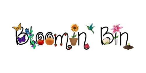 Bloomin Bin coupons