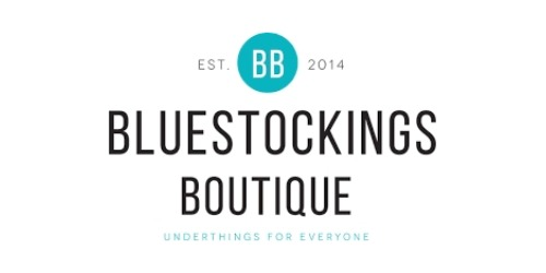 Bluestockings Boutique coupons