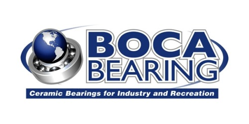 Boca Bearing coupons