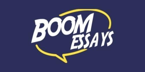 Boom Essays coupon