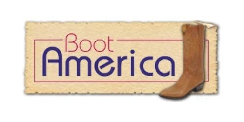 47a6e01f4ae 20% Off BootAmerica Promo Code (+6 Top Offers) Aug 19 — Bootamerica.com