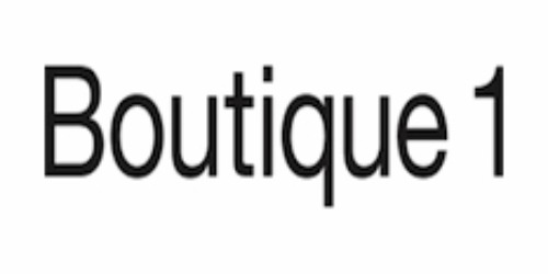 Boutique 1 coupons