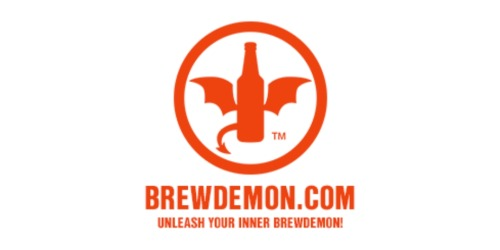 BrewDemon coupons