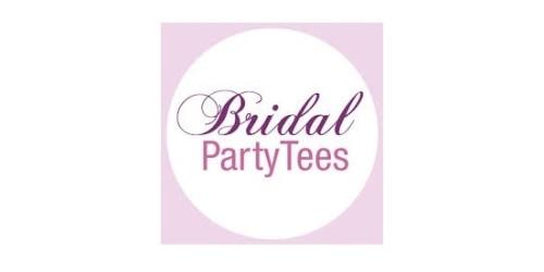 Bridal Party Tees coupons