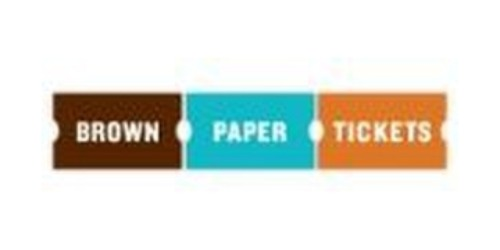 Brown Paper Tickets coupons