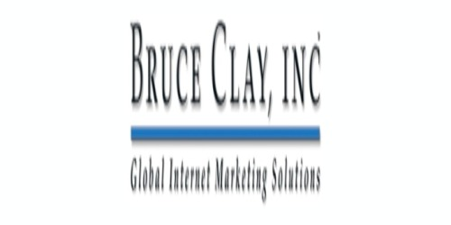 Bruce Clay, Inc coupons