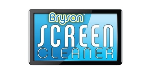 Bryson Screen Cleaner coupons