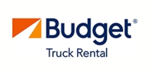 Budget Truck Rental coupon