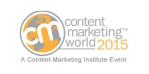 Content Marketing World coupons