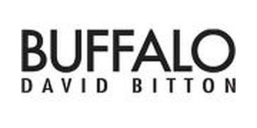 Buffalo David Bitton coupons