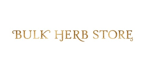 Bulk Herb Store coupons